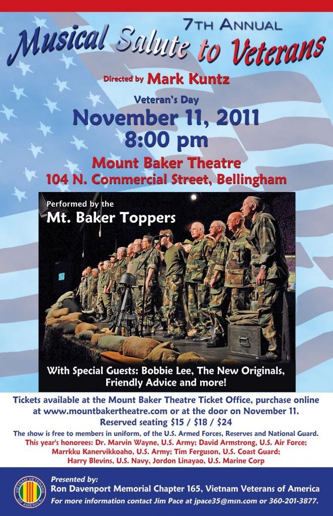 Musical Salute To Veterans