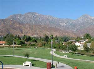picture of Upland California